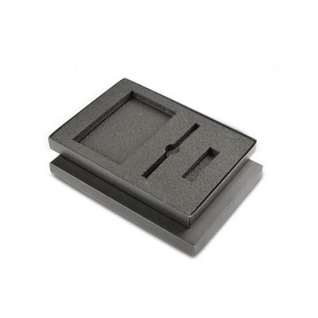 Pudełko do 3 elementów (notes A6 + dług.+ USB)