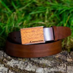 Pasek drewniany Meranti - Prezent dla Nauczyciela