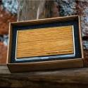 Wizytownik drewniany - Dąb polski