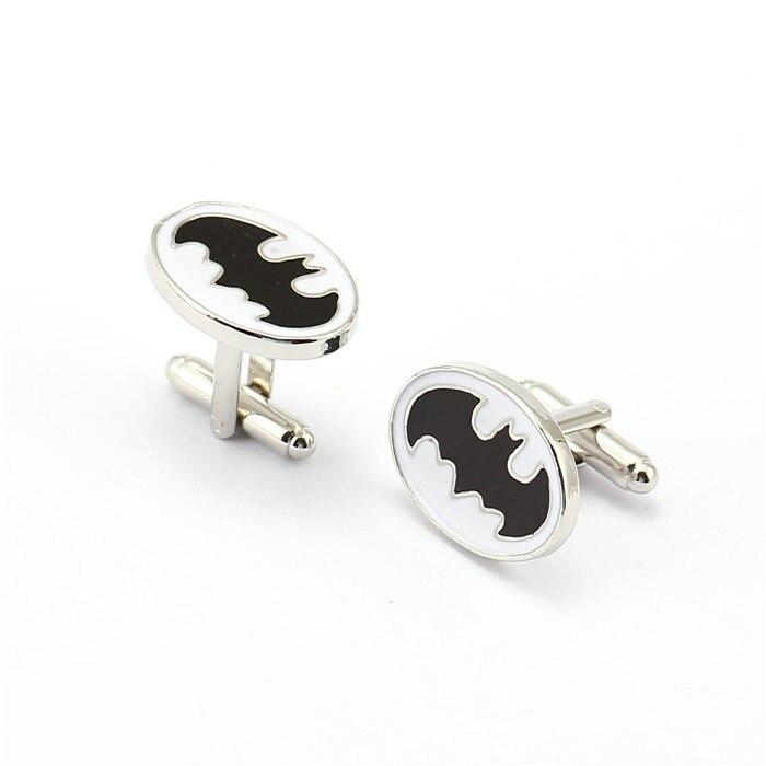 spinki do mankietów Batman
